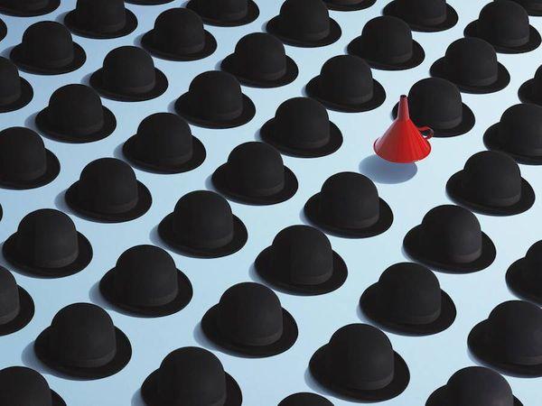 Les entreprises veulent des gens intelligents qui n'utilisent pas leurs capacités de réflexion